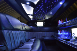 stretch limo interior 3